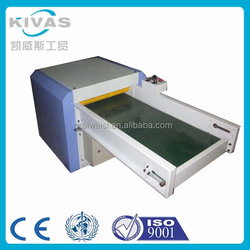 Micro fiber bale opening machine