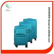 new design cheap inner soft trolley luggage