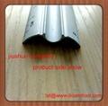 de alta calidad de aluminio francés curva de regla de escala