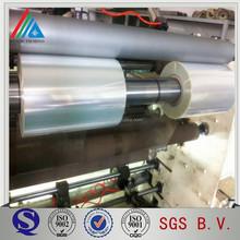 transparent clear pet pvdc coating plastic film kpet
