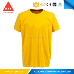 2015 Fashion mencustom sport dry fit bulk t-shirt polyester collar rib --7 years alibaba experience