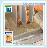 concrete reinforcement high toughness grouting