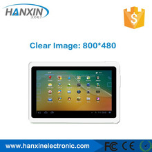 China New Product Wall Mounted Android Tablet 7 Inch Q88 A23/A33/ATM7021/ATM7031