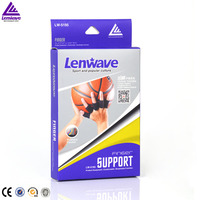 High quality outdoor sports finger protection support basketball elastic finger sleeves
