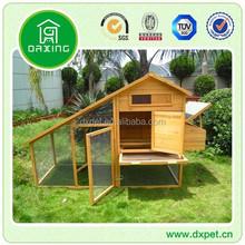 DXH007 Wooden Chicken Ark With Runs