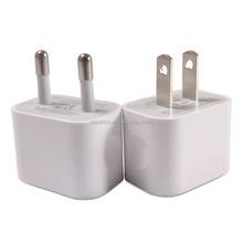 110-220v AUS/EU/US/UK wall usb plug charger cell phone travel charger