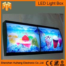 Hot Sale Advertising Logo Printing Free LED Lighting Box