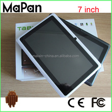 branded tablet android/super white tablet/shenzhen maixin cheap computer 7 inch quad core tablet