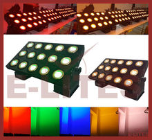 Professional wash 15*15W RGBWA 5in1 LED Wall Washer Light