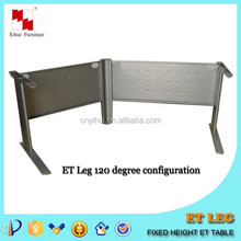 ET leg steel/stainless steel table leg/ frame manufacture