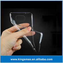 0.3mm Clear TPU case cover for Samsung Galaxy S6 2015 new product