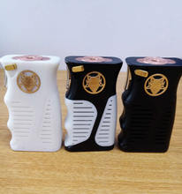 Paypal Accept!!! Fast Delivery Lucifer Box Mod Vapor Malaysia, Mass In Stock Vape Mechanical Mods With 510 Thread Top Selling