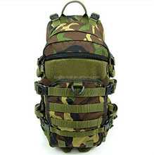 woodland camo backpack army custom pack military knapsack sport bags outdoor travel bags stock now with best prices