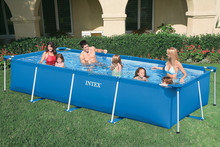 Removable children PVC aquatic park swimming pool, crazy inflatable water toys, inflatable water toys