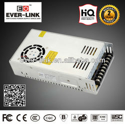 90-265V Input CE ROHS Certificate Constant Voltage Ouput 24V 350W switching power supply