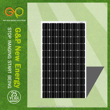 cheap monocrystalline solar panel 200W s with top quality for solar panel system 300kw