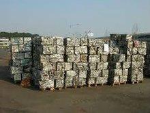 waste aluminum cans scrap