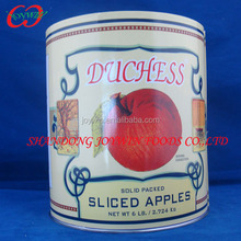 Canned slices solid pack apple Best price