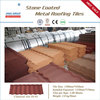 stone coated metal roofing tile 0.4mm steel panel / building material/roof tiles material