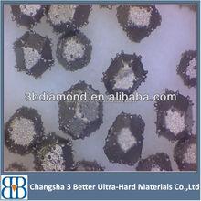 Coated synthetic diamond, black diamond powder, Coating diamond powder