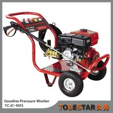 Gasoline High pressure washer for garden cleaning