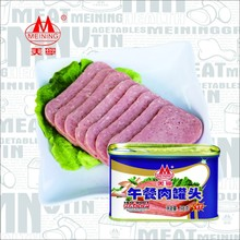 340G AND 198G CANNED PORK LUNCHEON MEAT