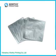 heat seal matte aluminum foil sexual enhancement pills bags