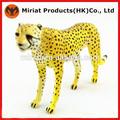 caliente de los animales juguetes de plástico de simulación tigre de juguete