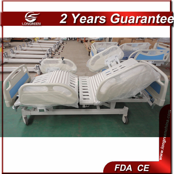 General Purpose Five Function Electric Used Hospital Beds