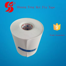 Fashionable cheap hot fix tape materials for hat making