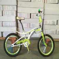 20 inch freestyle BMX 2.40 tire bike cheapest bike China 140H SPOKE bike factory