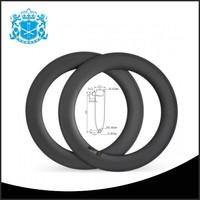 Hot selling tubular carbon durable 23mm width bike rims