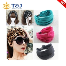 >>>>High Quality Hair Accessories Sport Fabric Headband For Women /