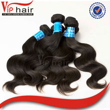 Hot 2013 Noble Quality Virgin Brazilian Body Wave Hair Weaving