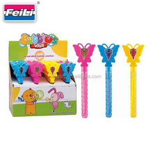 alibaba in spanish children summer outdoor toys promotional plastic bubble wands