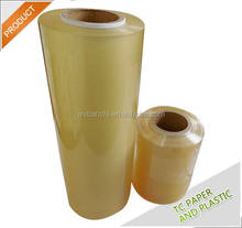 width range from 30-45cm packaging vegetable and fruits packaging pvc soft & sticky cling film food wrap film