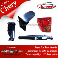 all kinds of chery car body parts auto lamps side mirror