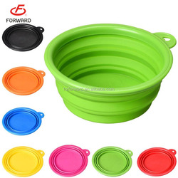 novelty dog bowls collapsible dog bowl made of silicone