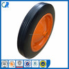 Qingdao manufacturer heavy duty wheelbarrow wheels 13x3 inch solid rubber wheel