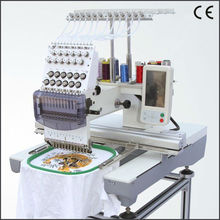 NEW 15 colors single head embroidery machine prices