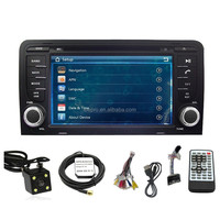 Car GPS Navigation System for Audi A3 2008 2009 2010 2011 2012 2013 Double Din Car Stereo DVD Player