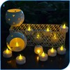 2015 Home Decoration Electronic Flameless LED Candle Lighting