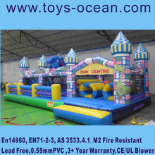 inflatable dinosaur castle combo ,inflatable mini combo jumper,inflatable jumpers for toddlers