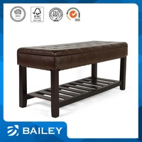 Good Price Fashion Designs Furniture Living Room Indonesian Bench Wood Furniture