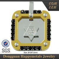 Promotional Price Simple Design Customized Logo Moravian Star Pendant