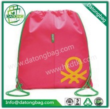 Non woven drawstring bag printing bag mesh drawstring bag with low price