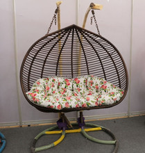 GP Toparts hanging chair outdoor rattan chair garden chair NEW YEAR SWING PROMOTION
