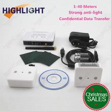 More confidential data transfer wireless people counter HPC005 / passenger counting