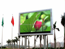 2015 China hot products outdoor full color p10 LED display screen/screen display