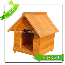 Fashion design wooden pet house dog house kennels